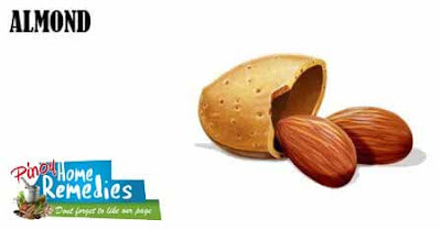 Home Remedies For Tanned Skin: Almond