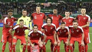 Skuad Austria EURO 2016