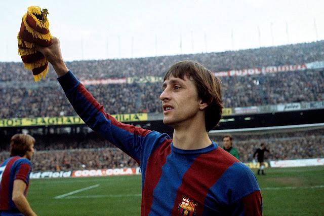 "Johan Cruyff: ""Football's Greatest"""