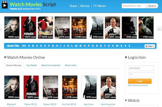 Source Code Script PHP Watch Movies Dari codecanyon.net