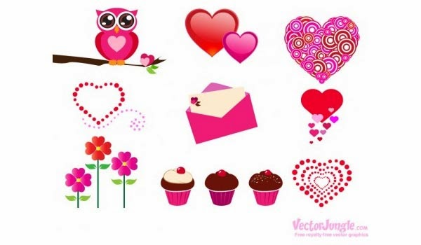More Free Valentine's Day Icons