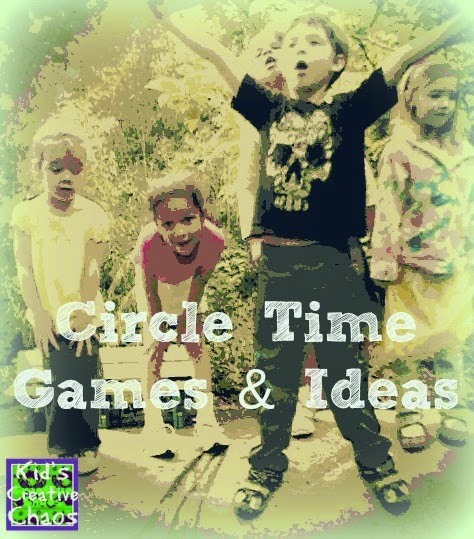 Circle Time Games, Activities, and Ideas for Preschoolers.