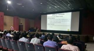 Career Guidance Seminar by Farzad Minoo Damania Career Counsellor at Career Nurturer at Army Public School Mumbai