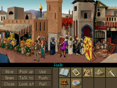 Videojuego Indiana Jones and the Fate of Atlantis
