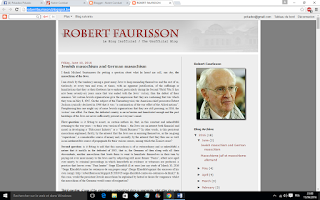 http://robertfaurisson.blogspot.be/