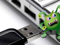 Cara Mudah Menghilangkan Virus Shortcut di Flashdisk tanpa Antivirus