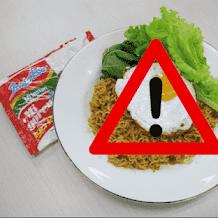 5 Bahaya Mematikan Makan Mie Instan.