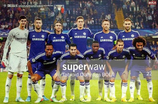Chelsea Team Squad 2014