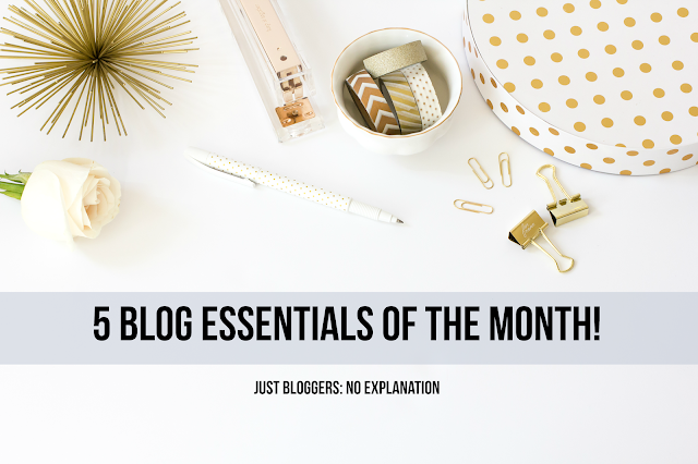blog-essentials-just-bloggers-no-explanation