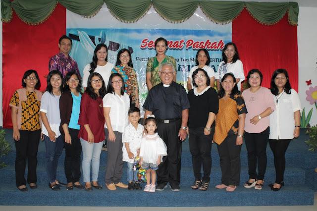 Paskah PERTUM Kharisma 2019