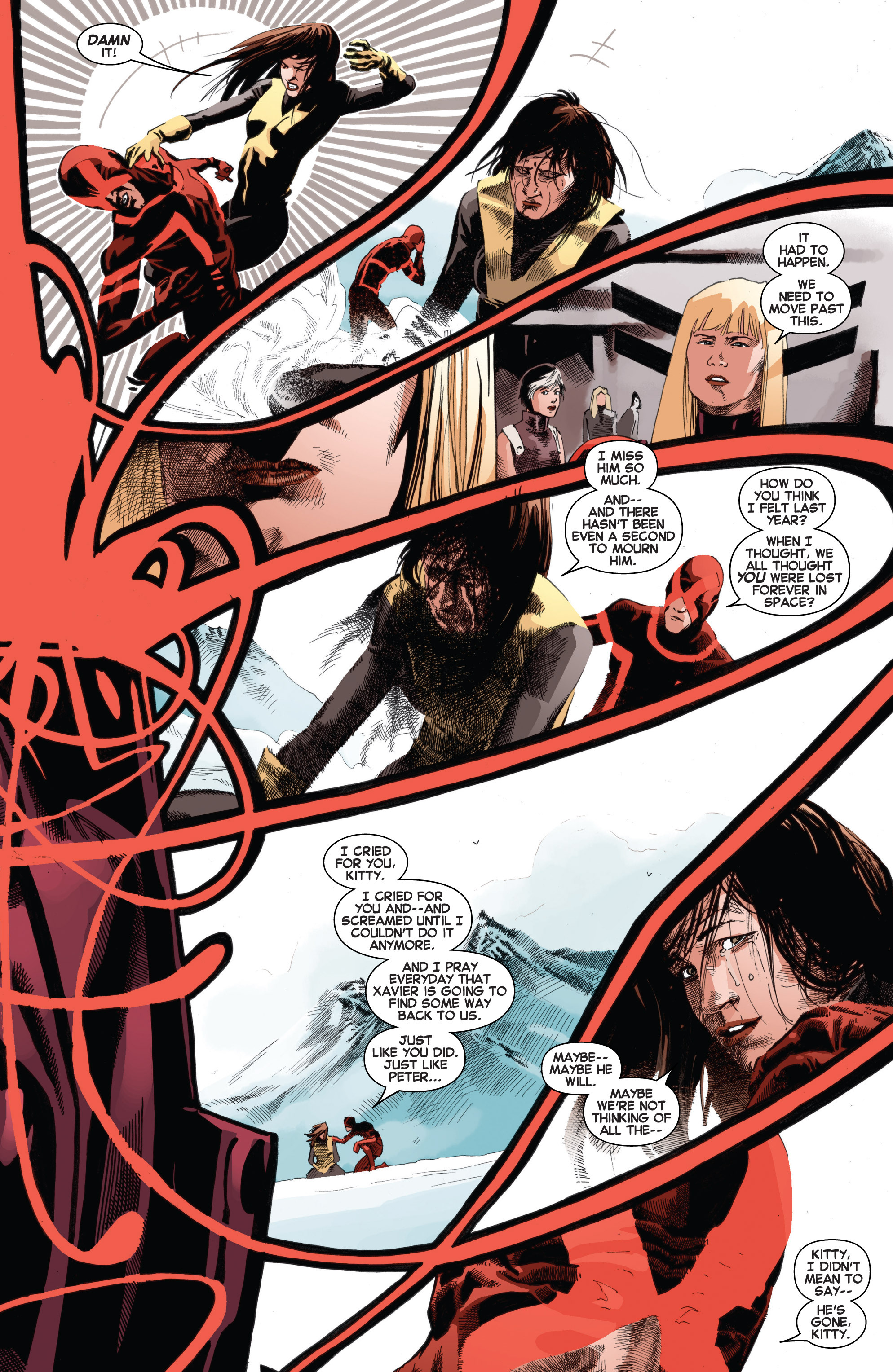 Read online Uncanny X-Men (2013) comic -  Issue # _TPB 3 - The Good, The Bad, The Inhuman - 95