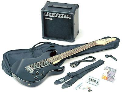 Guitarra eléctrica yamaha ERG121