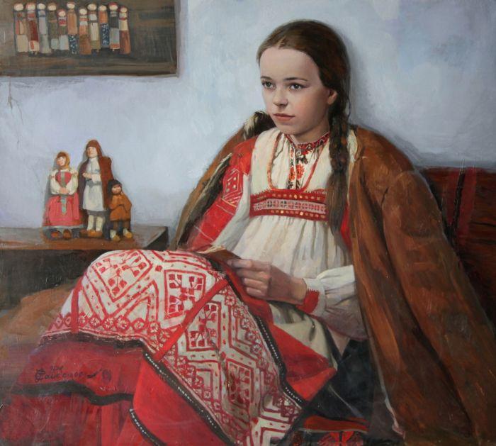 Современный реализм. Сайда Афонина