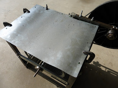 sheet metal housing