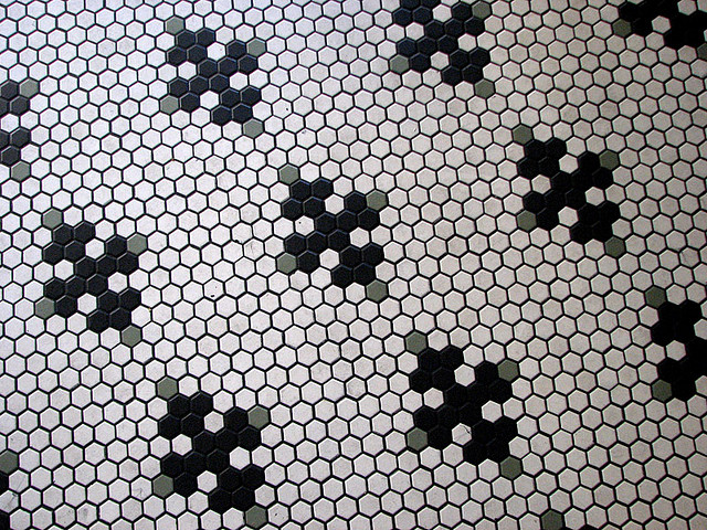 Hexagon Tile Pattern