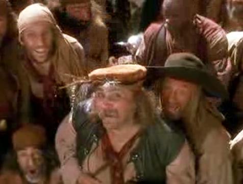 David Crosby en Hook, el Capitán Garfio - Cine de Escritor