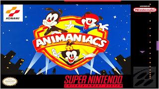 Animaniacs (Br) [ SNES ]