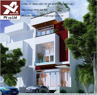 báo giá cả xây dựng nhà phố trọn gói tại tphcm