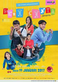 Demi Cinta (2017) HDRip Full Movie
