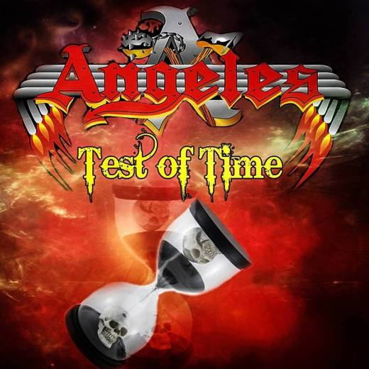 ANGELES - Test Of Time (2018) full