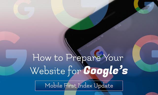 di halaman pertama mobile phone google