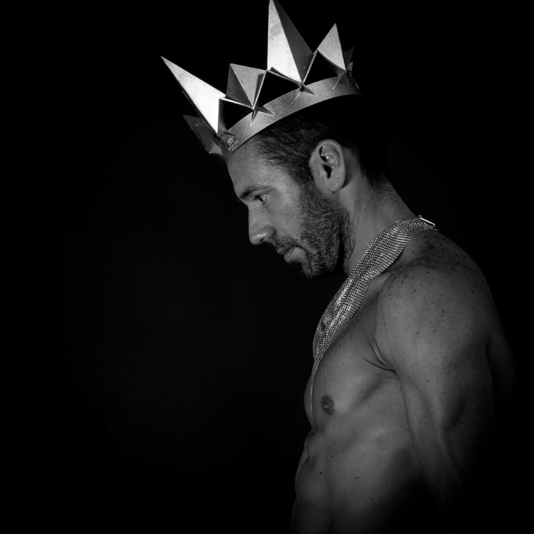 King DiegO, by Justin Studio Mexico ft Diego Alessandro (NSFW).