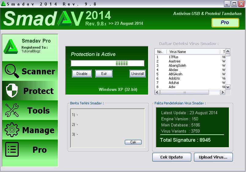 Smadav Pro 9.8
