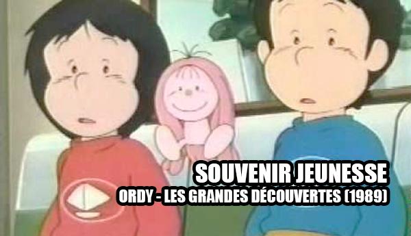 Ordy - Les Grandes Découvertes