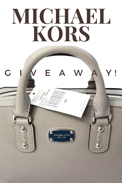 b36e0faf2c6f Enter To Win Our March Michael Kors Giveaway