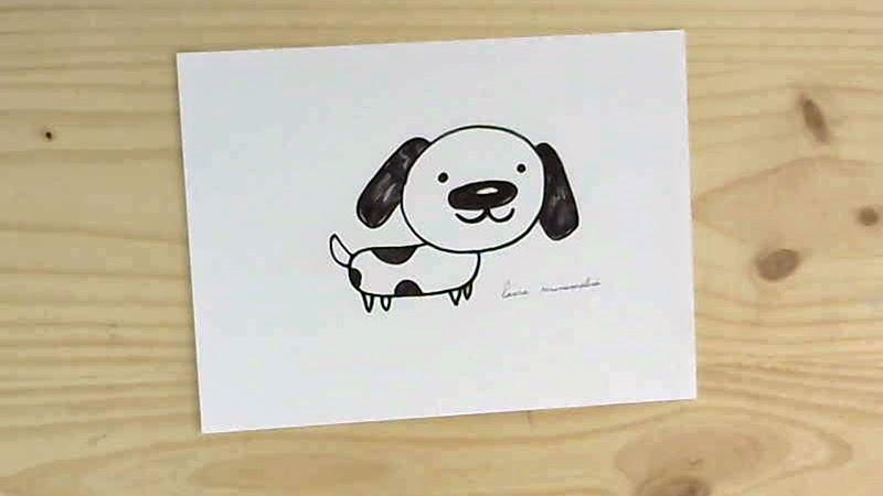 Dibujo De Un Perro Para Colorear Affordable Dibujo De Un Perro 3: Como Dibujar Perritos. Dibujo Infantil De Perro Para