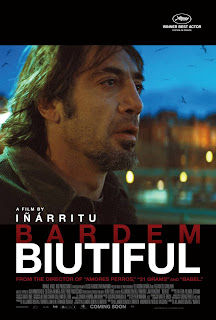 Biutiful with Javier Bardem - Movie Poster