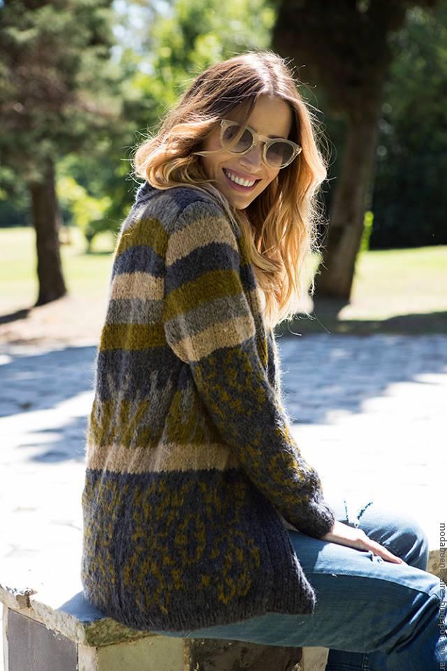Moda invierno 2016 mujer. Tejidos Milana Sweaters invierno 2016. Moda 2016.