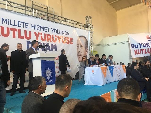 Bozova ilçe kongresi başladı