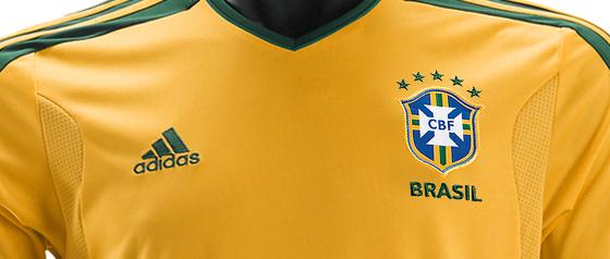 963837508dbb6 Seleçâo Brasileira vestindo Adidas Nâo sei