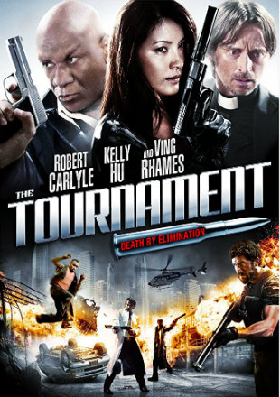 The Tournament 2009 BRRip 720p In Dual Audio Hindi English