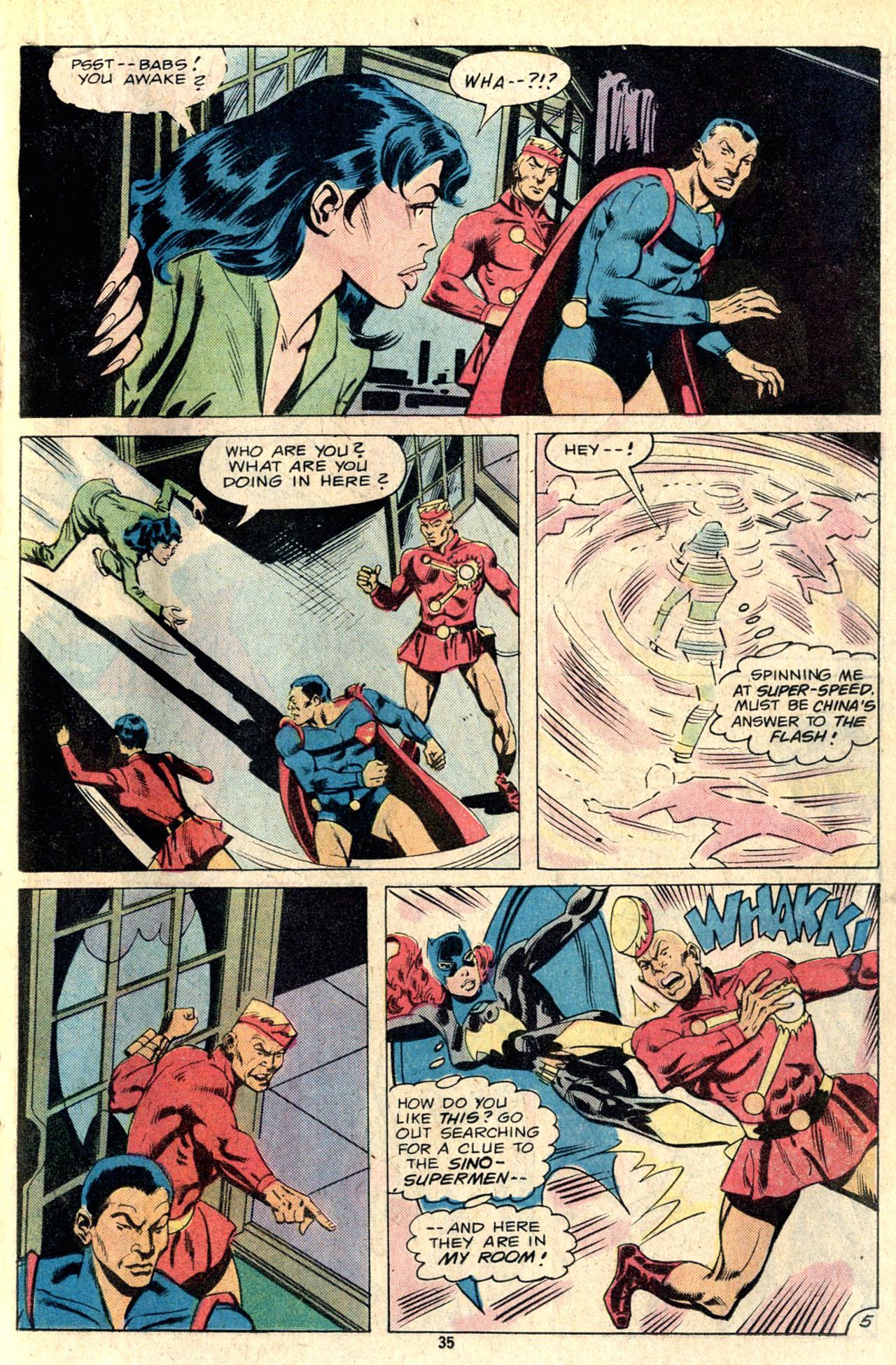 Detective Comics (1937) 481 Page 34