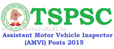 TSPSC,AMVI Posts, Recruitment Notification