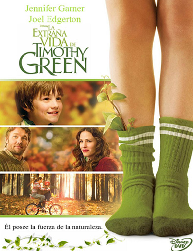 ver The Odd The Odd Life of Timothy Green (La extraña vida de Timothy Green )(2012) Online