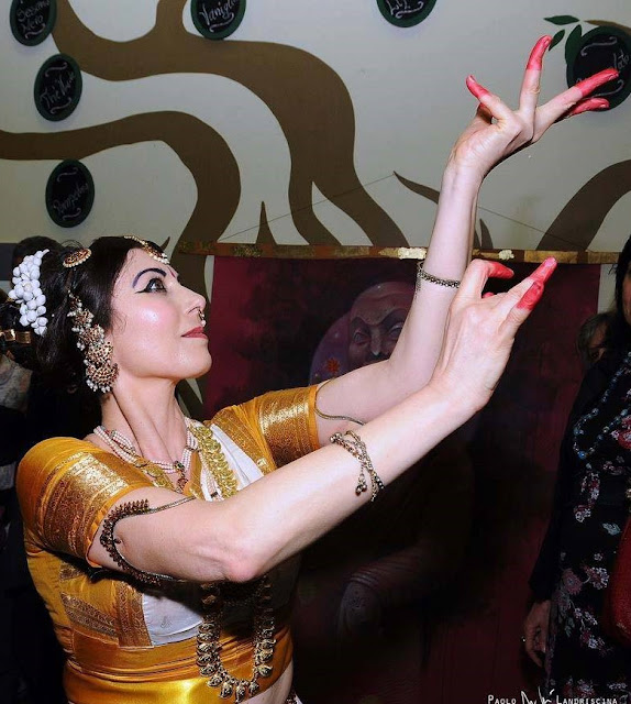 marialuisa sales massimo livadiotti danza esquilino india