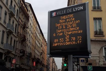 Sampai di Prancis : Apa yang harus dilakukan?