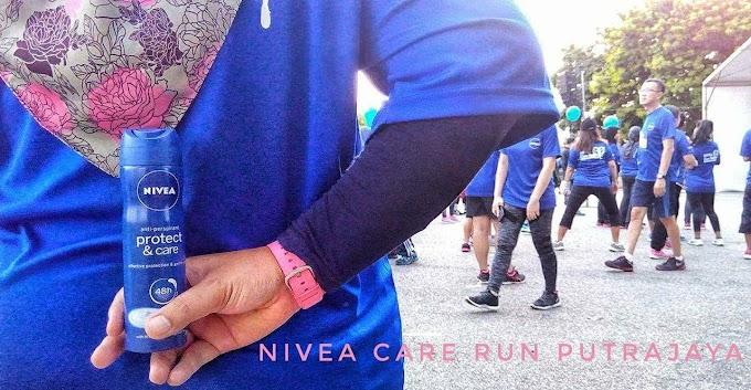 Nivea Care Run Putrajaya : Protects What You Care