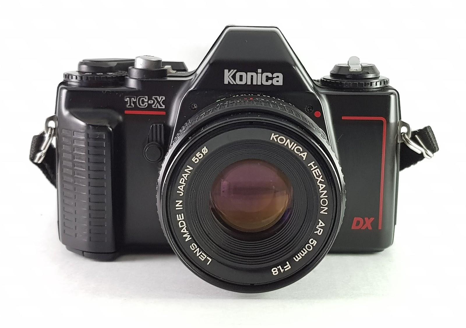Konica TC-X (1983)