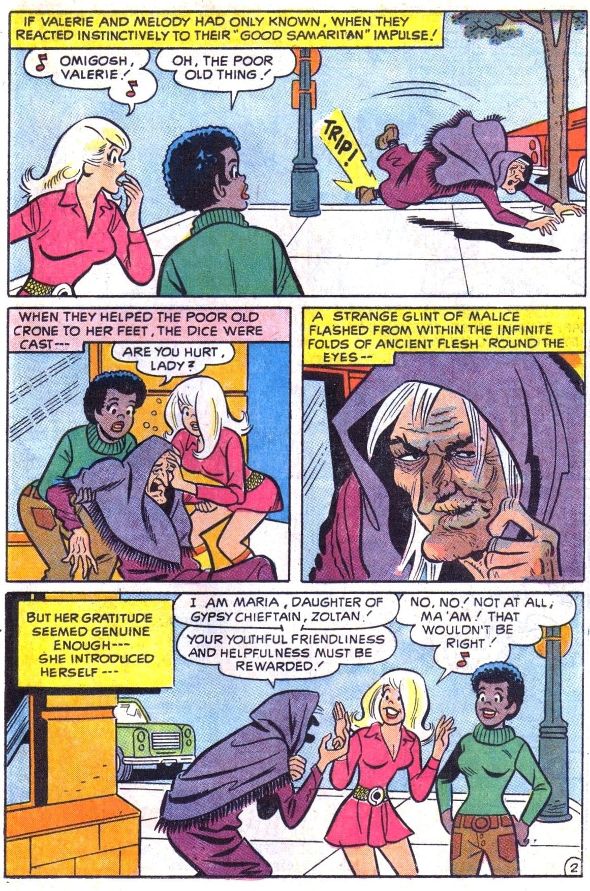 Read online She's Josie comic -  Issue #62 - 39