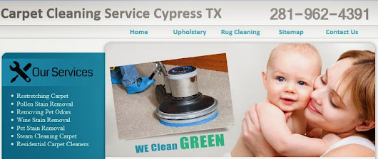 Carpet Cleaning Cypress