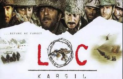 Poster Of Hindi Movie LOC Kargil (2003) Free Download Full New Hindi Movie Watch Online At worldfree4u.com