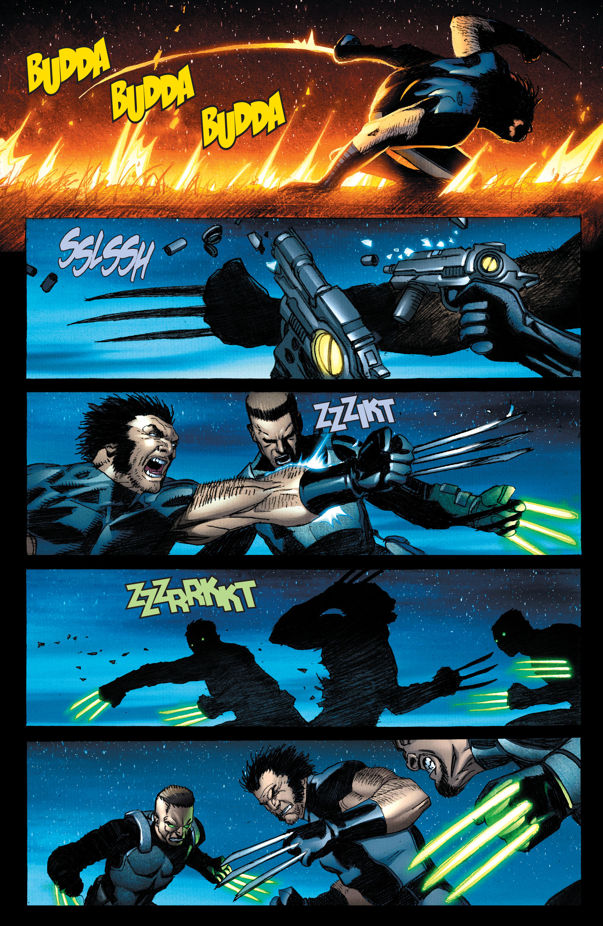 Read online Wolverine: Weapon X comic -  Issue #2 - 18