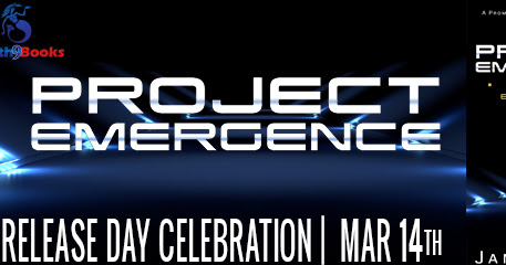 Release Day Blitz + Giveaway - Project Emergence by Jamie Zakian