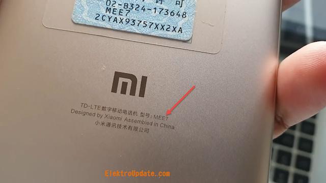 Firmware Xiaomi Redmi 5 Plus Vince MEE7/MET7