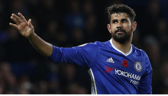 Diego Costa is poised to leave Chelsea