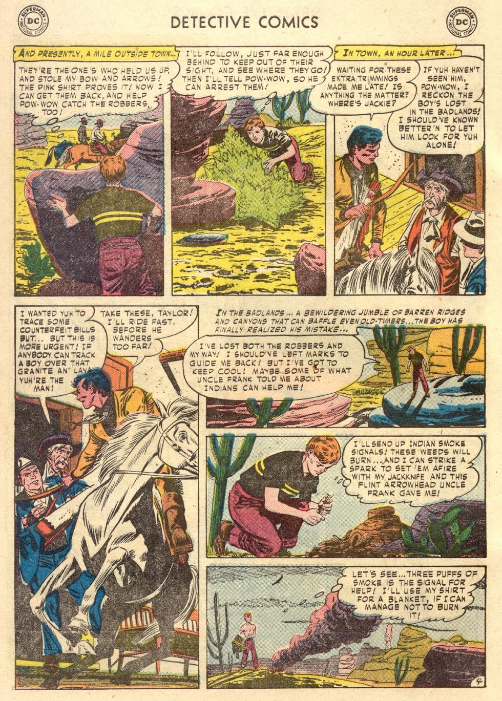 Read online Detective Comics (1937) comic -  Issue #186 - 38